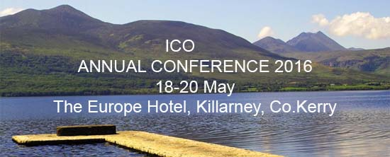 ICO Annual Conference 2016