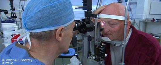 First Stem Cell Tissue Eye Transplant is performed in Ireland
