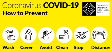 How to prevent Covid-19